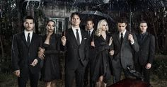 A Thank You Letter To 'The Vampire Diaries' As We Say Goodbye