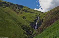 Gray Mare's Tail Waterfall, Moffat, Scotland