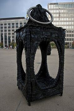 Made by tires