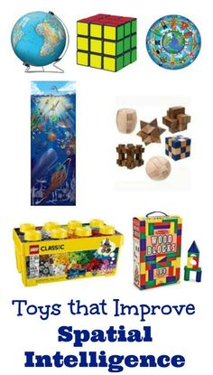 These toys will help your child to better understand how things fit together -- great for thinking like an engineering, builder or other STEM careers. Brain Games for Kids and Toys for Spatial Reasoning Early Learning Activities, Craft Activities For Kids, Literacy Activities, Fun Learning, Elderly Activities, Dementia Activities, Preschool Ideas, Physical Activities, Fun Brain