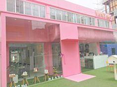インスタ映え最高!ソウルにある''ピンクすぎるカフェ''が話題 | RETRIP[リトリップ]