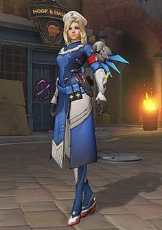 ziegler Combat cosplay medic