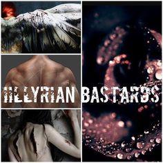 Rhys, Cassian, Azriel
