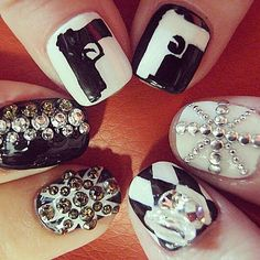 Love #nails #instanails