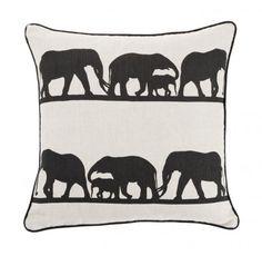 Safari #linenandmoore #cushion #winter