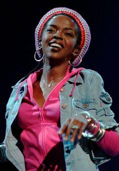 Lauryn Hill - Fugees Days