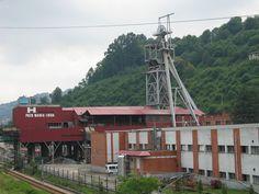 Minería de carbón: Pozo Maria Luisa (Langreo)