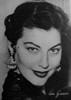 Ava Gardner, early 1950s