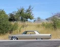 1966 Cadillac  Coupe Deville caddies rule! Misfits, Inc. Spokane Washington