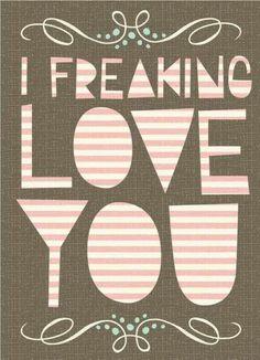 Aww...Valentine Printables
