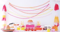 Colorful Fiesta {Cinco de Mayo party}