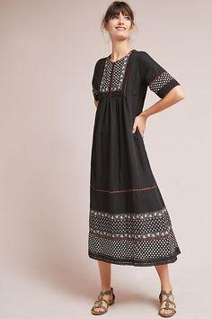 Slide View: 1: Nash Peasant Dress
