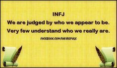 INFJ- It's probably safer that way