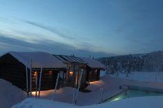 Ilsetra mountain hotel in Norway I @SatuVW I Destination Unknown