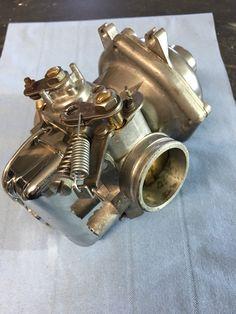 carburateur gereviseerd. Ultrasoonbad met tickopur r33.Nieuwe gasnaald, vlotternaald, naaldsproeier, membraam, veren.
