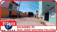 VÍDEOS DE RUAS - PE - SALGUEIRO - R. João Gouveia Falcão  Você conhece essa rua na cidade de Salgueiro, PE?  INSCREVA-SE em nosso canal para receber novos vídeos. https://www.youtube.com/user/videosderuas?sub_confirmation=1  CURTA NOSSA FAN PAGE: https://www.facebook.com/videosderuas