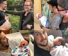 Trystan Reese, a transgender man living in Portland, Oregon, has given birth to a boy with his partner of seven years, Biff Chaplow. The...