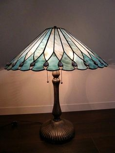 Stained Glass Lamp Shades, Stained Glass Table Lamps, Stained Glass Light, Stained Glass Designs, Stained Glass Projects, Floor Lamp Shades, Ceiling Lamp Shades, Chandelier Shades, Natural Lamps