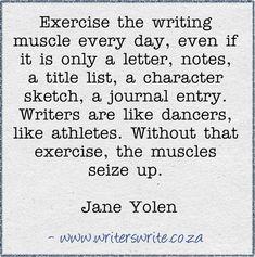 Quotable - Jane Yolen - Writers Write Creative Blog