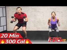 20 Min Cardio Abs Workout without Equipment - Home HIIT Abs High Intensity Cardio Workout Men Women - YouTube