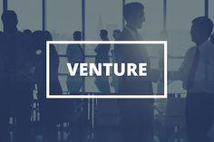 Venture - Business Presentation by Tugcu Design Co. on @creativemarket