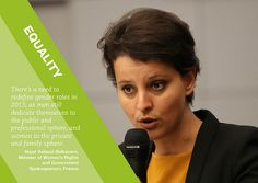OECD Week in Quotes: Najat Vallaud-Belkacem, Minister of Women's Rights and Governmeny Spokesperson of France