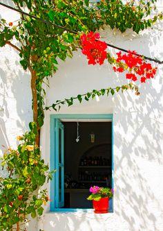 VISIT GRRECE  Spring in #amorgos #visitgreece #greece