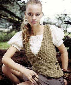 Stoney - Rowan Knitting & Crochet Magazine 43