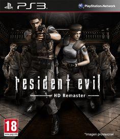 Resident evil HD Remaster - 2015
