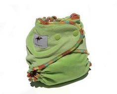 Organic Cloth Diaper One Size All in One and by Momgaroo on Etsy, $14.45
