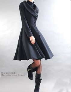 """""""gives new meaning to dress coat"""". I want to bring back the 30's & 40's..."""
