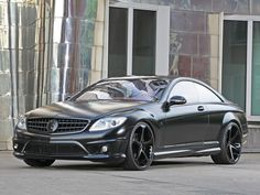 Anderson Germany Mercedes-Benz CL 65 AMG Black Edition (C216)