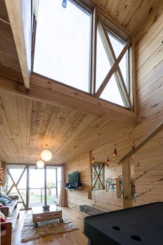 , In Chile the reasonably priced Hostal Ritoque was built from sawn pine. , In Chile the reasonably priced Hostal Ritoque was built from sawn pine Tropical Architecture, Wood Architecture, Contemporary Architecture, Chile, Small Tropical Gardens, Gabriel, Tower House, Small Buildings, Kiefer