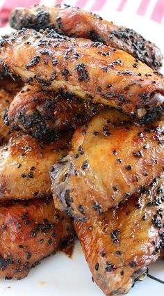 Bandit Chicken Wings