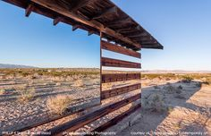 """Lucid Stead"" by artist Phillip K. Smith III 