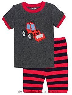 Amazon baby mink 100 certified organic cotton newborn 4 baby boy clothes mmii baby boys shorts set pajamas 100 cotton child clothes t shirt negle Images
