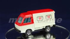 TOMICA 031C SUBARU SAMBAR HIGH ROOF PANEL VAN | 1/52 | JAPAN | 031C-01 | FIRST