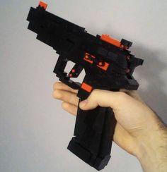 LEGO Gun of the Week - CZ 75