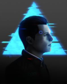 Detroit become human Connor By: k1ssl0ta