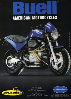 The Legend of  HARLEY DAVIDSON SPORSTER: M2 Cyclone  - 1999