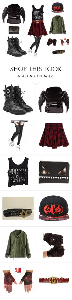 """""""(Insert title here)"""" by irken-invader-tak ❤ liked on Polyvore featuring Giuseppe Zanotti, Iron Fist, Polo Ralph Lauren, Fendi, Chicwish and Gucci"""