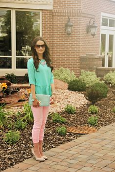 GIVEAWAY on Kiss Me Darling: Pretty in Pastels