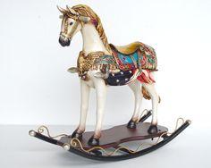 the most amazing rocking horse