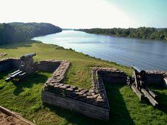 Fort Donelson National Battlefield - Dover, TN