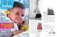 MUM ON THE GO - as seen on Coté Bébé Magazine