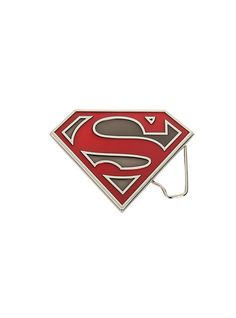 DC Comics Superboy Belt Buckle   Hot Topic Superman Love, Hot Topic, Belt Buckles, Dc Comics, Belts, Accessories, Clothes, Outfits, Clothing