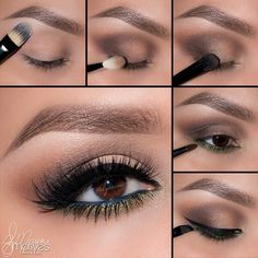 Motives by Loren Ridinger is a trusted name in makeup, skin care, and body care. Shop securely online for your favorite cosmetics and beauty products. Makeup Eye Looks, Eye Makeup Steps, Beautiful Eye Makeup, Smokey Eye Makeup, Eyebrow Makeup, Pretty Makeup, Skin Makeup, Eyeshadow Makeup, Eyeshadows