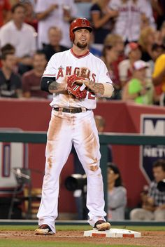 Josh Hamilton - Seattle Mariners v Los Angeles Angels of Anaheim