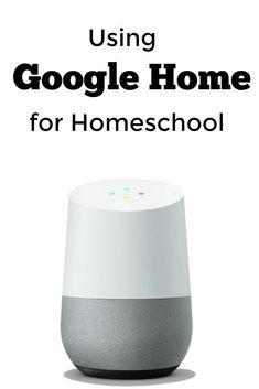 Using Google Home for Homeschool - #homeschool #google #googlehome #edchat #education Homeschool Apps, Curriculum, Homeschooling Resources, Alternative Education, Orlando Theme Parks, Google Home, Learning Activities, How To Memorize Things, Parenting