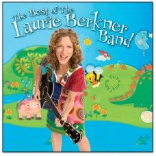 The Best of the Laurie Berkner Band CD